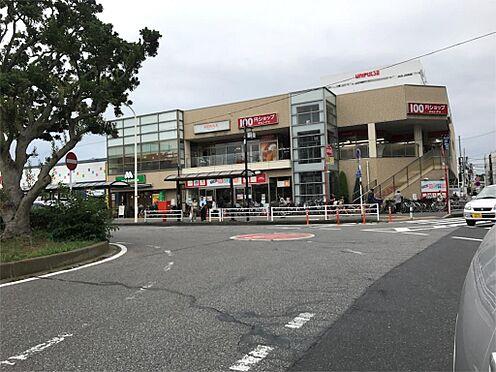 土地-越谷市大字平方 TOBU食鮮市場せんげん台店(2326m)