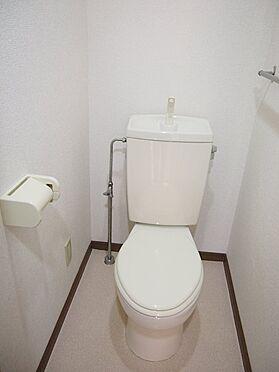 アパート-名古屋市中川区江松5丁目 トイレ