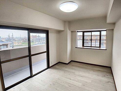 中古マンション-岡崎市東大友町字筆屋 開放的な空間がひろがります。
