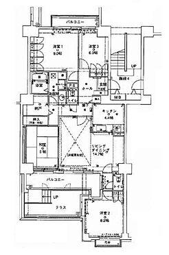 マンション(建物一部)-神戸市西区樫野台5丁目 広々4SLDK
