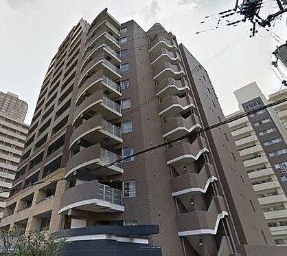 マンション(建物一部)-大阪市西区江之子島1丁目 スッキリとした外観