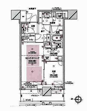 新築マンション-大阪市北区豊崎3丁目 間取り