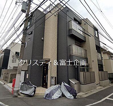 アパート-中野区新井 外観