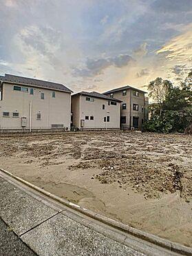 新築一戸建て-名古屋市中川区新家3丁目 敷地面積41坪超!