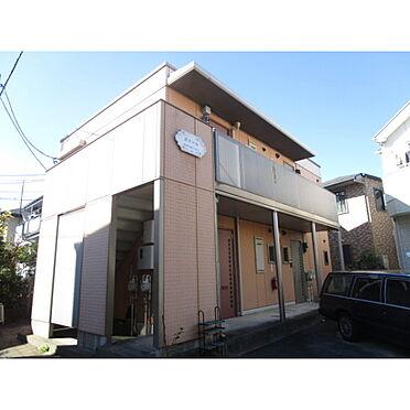 アパート-稲城市矢野口 外観