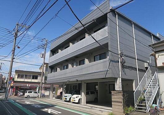 一棟マンション-横須賀市三春町1丁目 外観