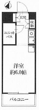 中古マンション-横浜市南区高根町3丁目 間取り