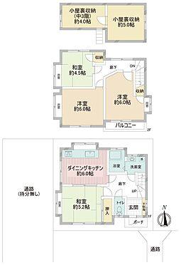 アパート-練馬区土支田3丁目 間取り