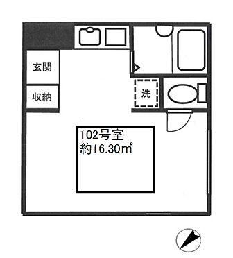 アパート-横浜市保土ケ谷区岩井町 102号室