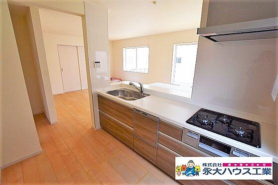 新築一戸建て-岩沼市阿武隈2丁目 キッチン