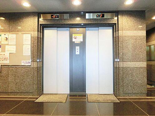 マンション(建物一部)-練馬区中村北1丁目 エレベーター