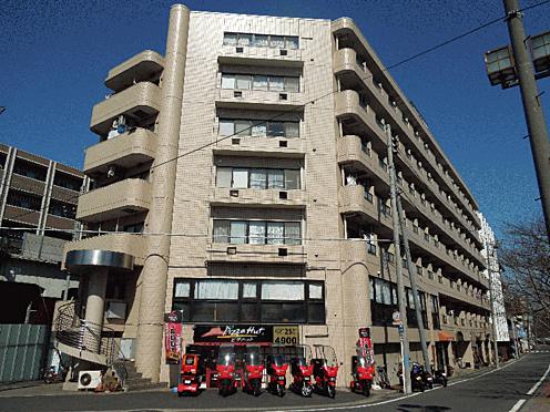 マンション(建物一部)-横浜市南区白金町 外観