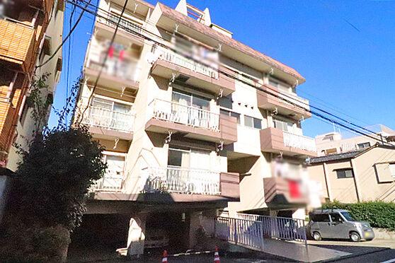 マンション(建物一部)-杉並区上井草1丁目 2DK専有面積33.80m2