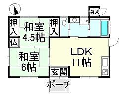 湖西線 近江中庄駅 徒歩16分