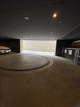 区分マンション-渋谷区広尾4丁目 駐車場