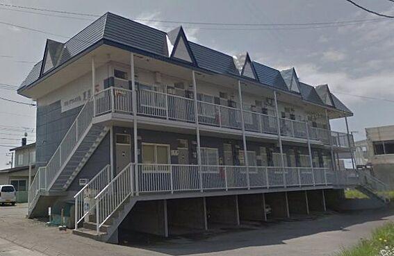 アパート-苫小牧市有明町2丁目 外観