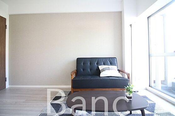 中古マンション-世田谷区赤堤1丁目 梁の少ないお部屋で家具の配置がしやすい間取りです