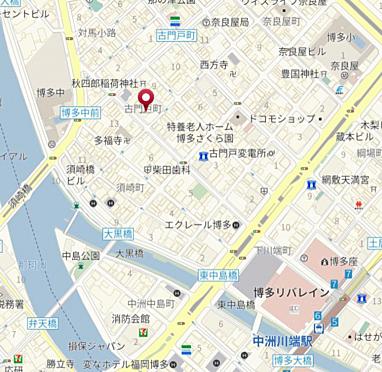 マンション(建物一部)-福岡市博多区古門戸町 その他