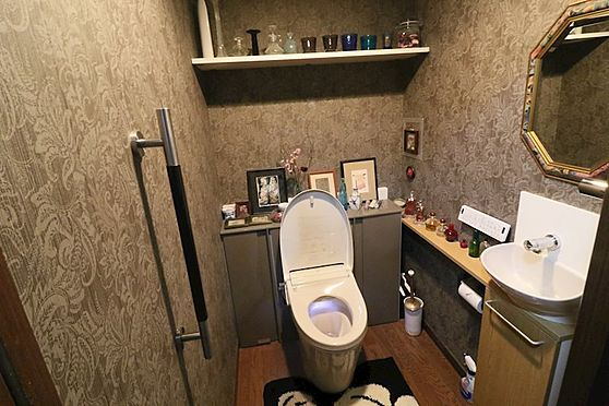 中古マンション-八王子市南大沢5丁目 トイレ