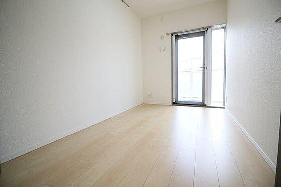 中古マンション-八王子市南大沢5丁目 下階南側洋室4.5帖