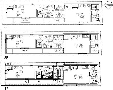 アパート-名古屋市西区則武新町2丁目 間取図 ※図面と現況が異なる場合は現況優先と致します。
