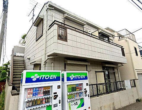 アパート-横浜市保土ケ谷区月見台 外観