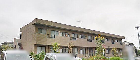 マンション(建物全部)-熊谷市高柳 外観