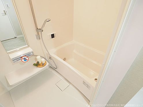区分マンション-千葉市美浜区高浜4丁目 浴室乾燥機付きユニットバスです!