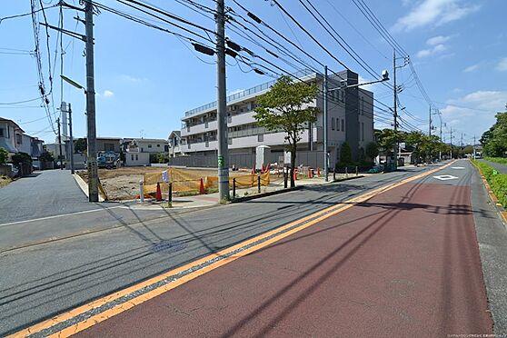 土地-世田谷区八幡山1丁目 閑静な住宅街です。