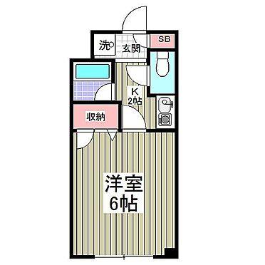 マンション(建物全部)-熊谷市榎町 間取り