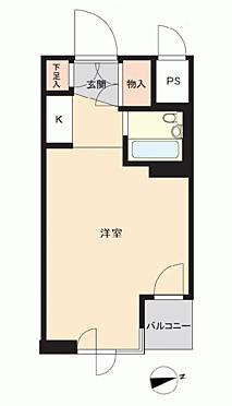 マンション(建物一部)-横浜市保土ケ谷区西谷3丁目 間取り