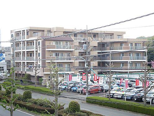 中古マンション-八王子市松木 外観写真