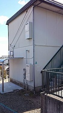 アパート-仙台市太白区桜木町 外観