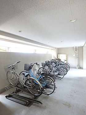 マンション(建物一部)-大阪市阿倍野区天王寺町南3丁目 駐輪場があるから駅へのアクセスも快適。