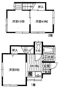 アパート-深谷市永田 間取り
