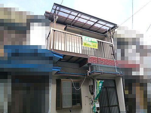 中古テラスハウス-門真市脇田町 外観