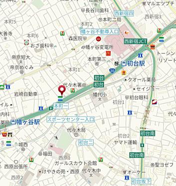 マンション(建物一部)-渋谷区本町1丁目 その他