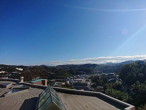 中古マンション-伊東市岡 お部屋からの眺めです。