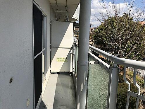 中古マンション-神戸市須磨区神の谷7丁目 バルコニー