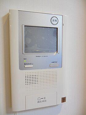 中古マンション-港区赤坂4丁目 TVモニター付きインターフォン