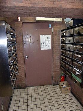 マンション(建物一部)-中央区日本橋蛎殻町2丁目 郵便ボックスです。