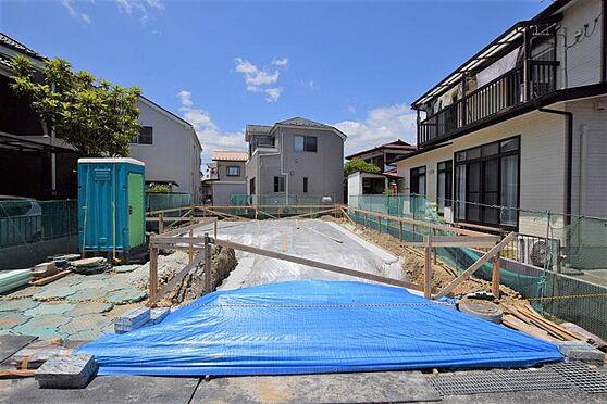 新築一戸建て-仙台市若林区今泉2丁目 外観
