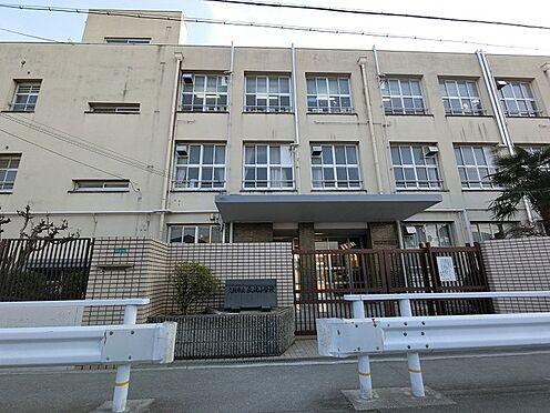 中古テラスハウス-大阪市平野区瓜破2丁目 大阪市立瓜破小学校