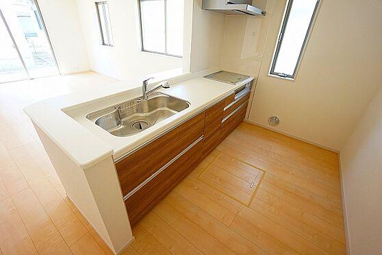 新築一戸建て-仙台市宮城野区福室2丁目 キッチン