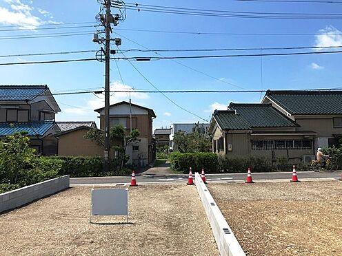土地-安城市柿碕町南屋敷 建築条件ございません。お好きなハウスメーカーで建築していただけます!