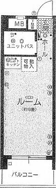 マンション(建物一部)-北九州市小倉南区北方1丁目 間取り