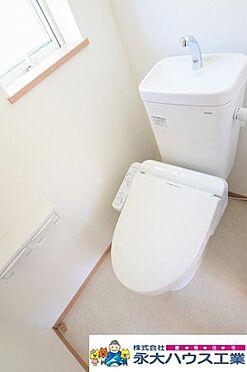 戸建賃貸-仙台市青葉区桜ケ丘5丁目 トイレ