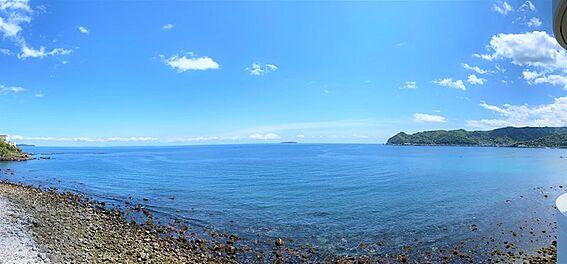 リゾートマンション-熱海市上多賀 大海原を一望できる壮大なロケーション