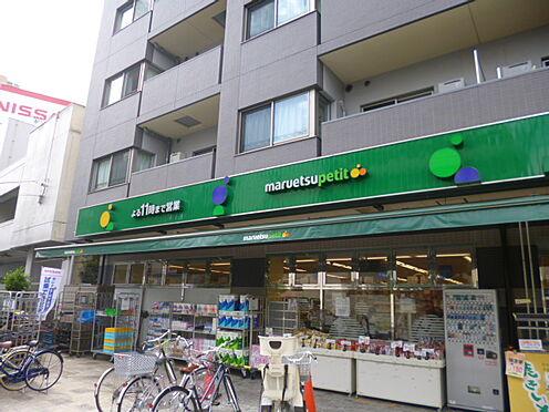 アパート-文京区千石4丁目 スーパーマルエツプチ千石店まで348m