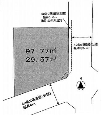 マンション(建物全部)-杉並区和泉2丁目 区画図
